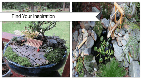 Awesome DIY Zen Gardens Ideas - náhled