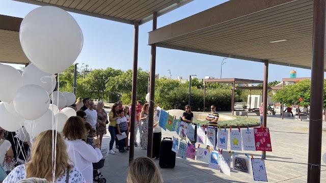 Familias se reúnen para concienciar sobre la pérdida gestacional y neonatal.