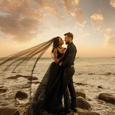 Wedding photographer Eliana Plotskaya (Lanaplotskaya). Photo of 15.01.2018