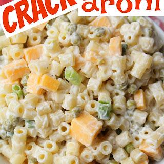 """Crack""aroni Salad."