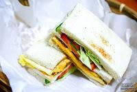 紀 炭烤三明治