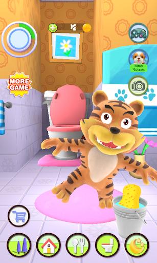 Talking Tiger screenshots 8