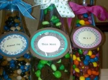 M&M Party Mixes