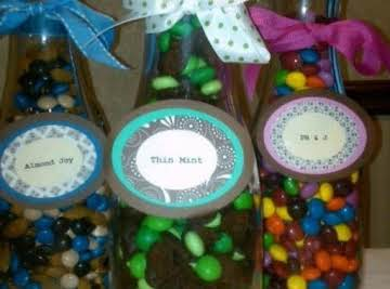 M&M Party Mixes