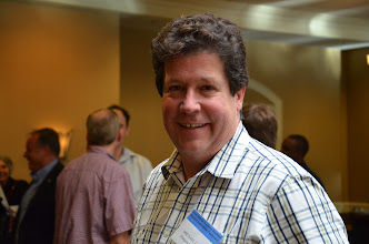 Photo: Mike Lahr, co-editor of The Review of Regional Studies