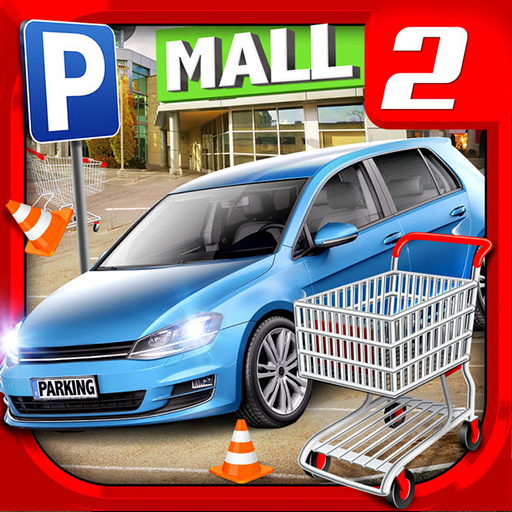 Shopping Mall Car Driving 2