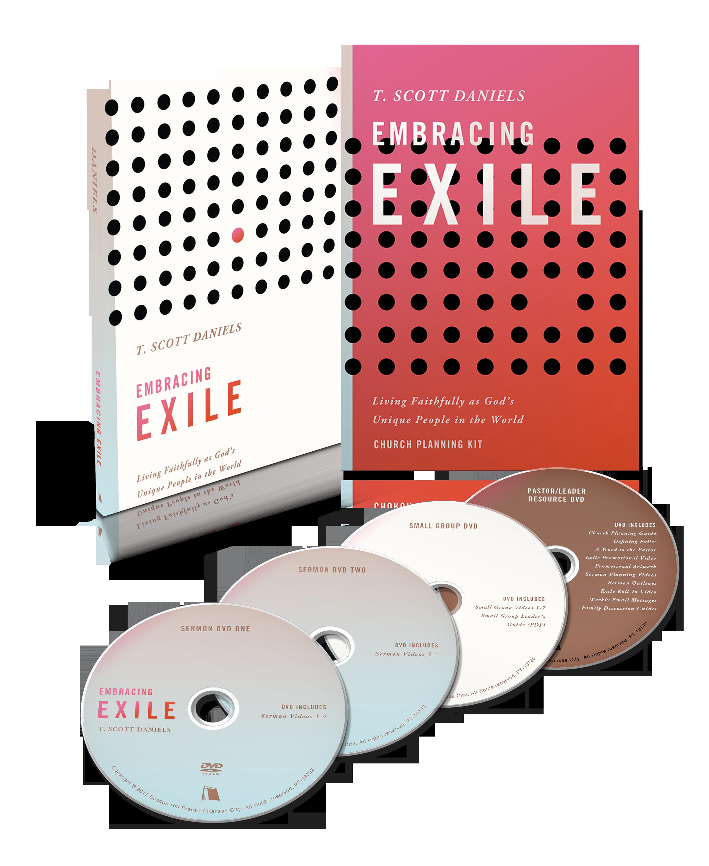 Embracing Exile Church Kit