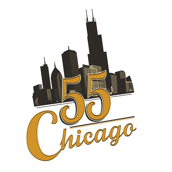 Logo of 55 Chicago South Side Red
