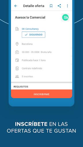 InfoJobs screenshot 4