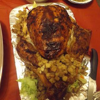 Turkey (With a Ghanaian twist)