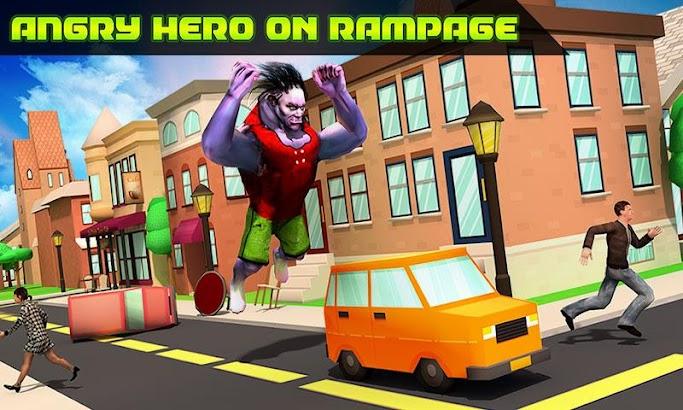 Go-Man Epic Revenge 2016- screenshot thumbnail