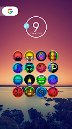 Ravic - Icon Pack APK screenshot thumbnail 2