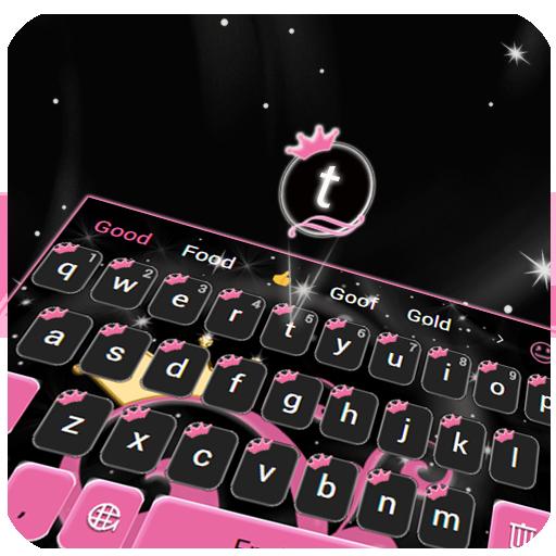 Pink Princess Keyboard