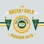 Virginia Beer Co. Green & Gold