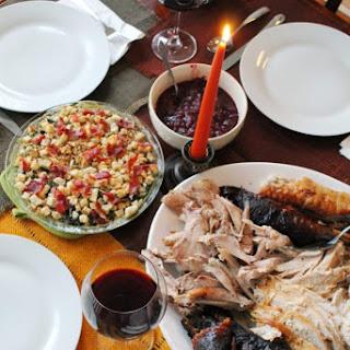 Blackened Roast Turkey
