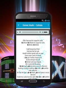 Demet Akalin - Damga Damga şarkı sözleri - náhled