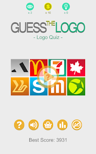 Guess The Logo - Logo Quiz- screenshot thumbnail