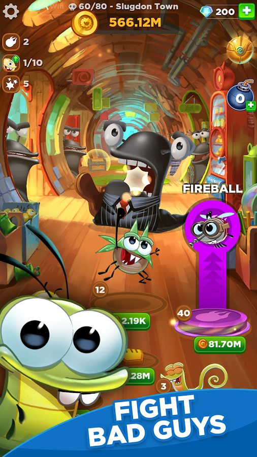 Best Fiends Forever- screenshot