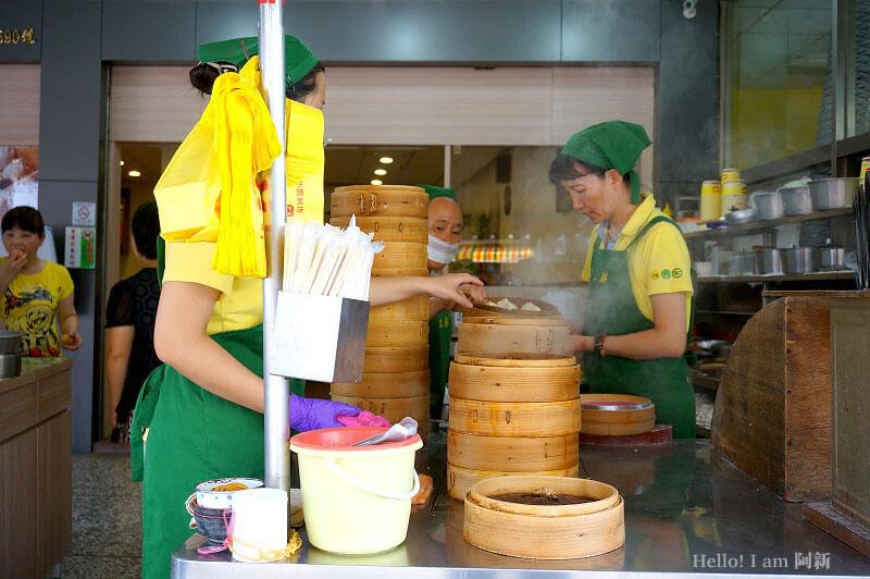 立麒鮮肉湯包,豐原小吃-2