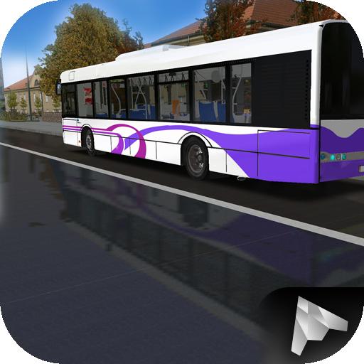 Girl Bus Parking 3D