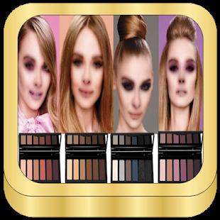 Krok za krokem Makeup - náhled