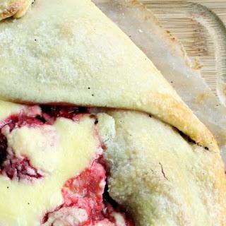 Strawberry Cream Cheese Galette Recipe