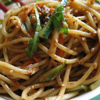 Chinese Cold Sesame Noodles