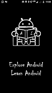 Android Library - náhled