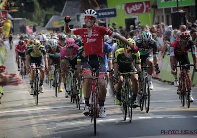 La quatrième étape du Binckbank Tour connaît son vainqueur
