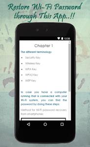 Recover WiFi Password Guide screenshot 2