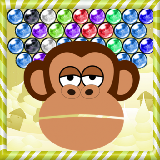 Bubble Saga Balls 休閒 App LOGO-硬是要APP