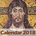 Calendar Romano-Catolic 2018 icon
