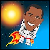 Obama Space Jetpack