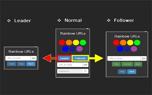 Rainbow URL