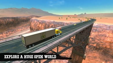 Truck Simulation 19 screenshot thumbnail