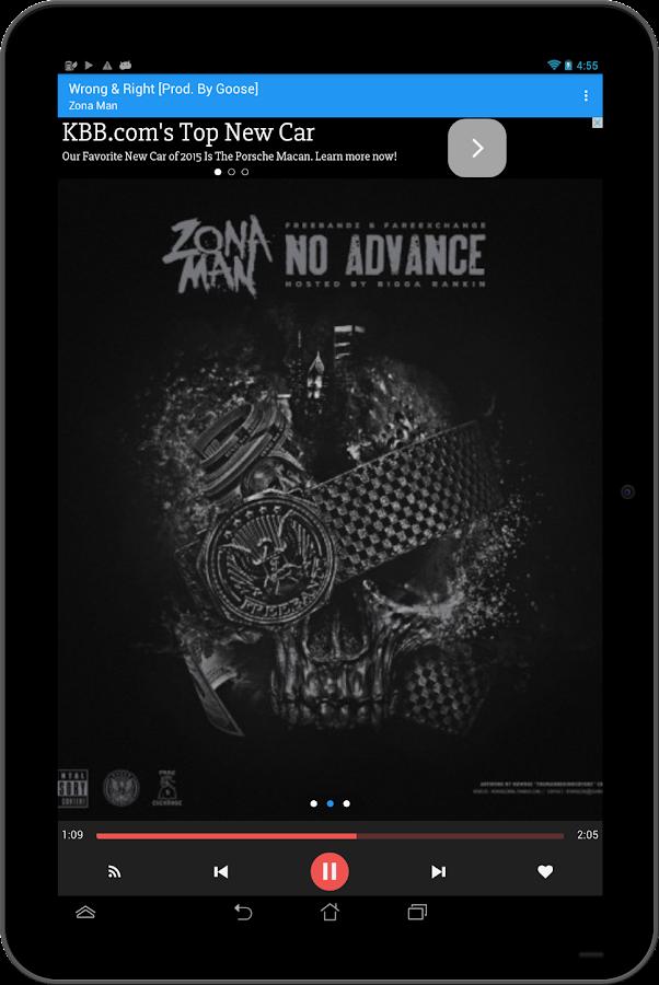 Mix.Hiphop Mixtapes- screenshot