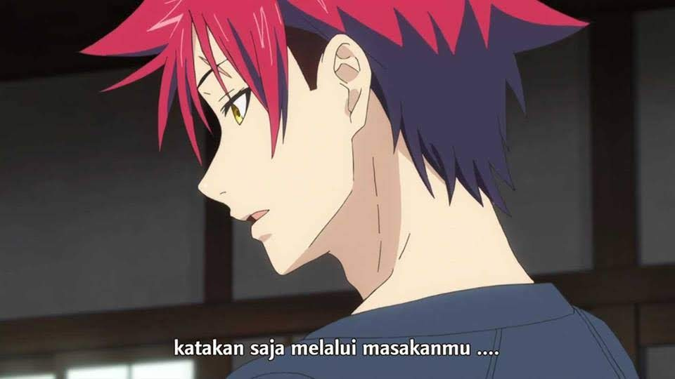 Download Shokugeki no Souma: San no Sara Episode 8 Subtitle Indonesia