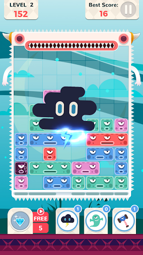 Slidey Block Blast screenshot 4