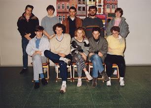 Photo: Klasse 11b (1984/85)