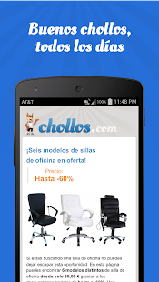 Chollos- screenshot thumbnail