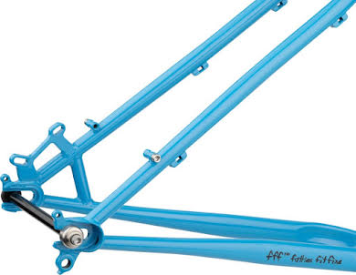 "Surly Krampus Frameset - 29"", Tangled Up In Blue alternate image 2"
