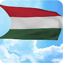 3D Hungary Flag Live Wallpaper icon