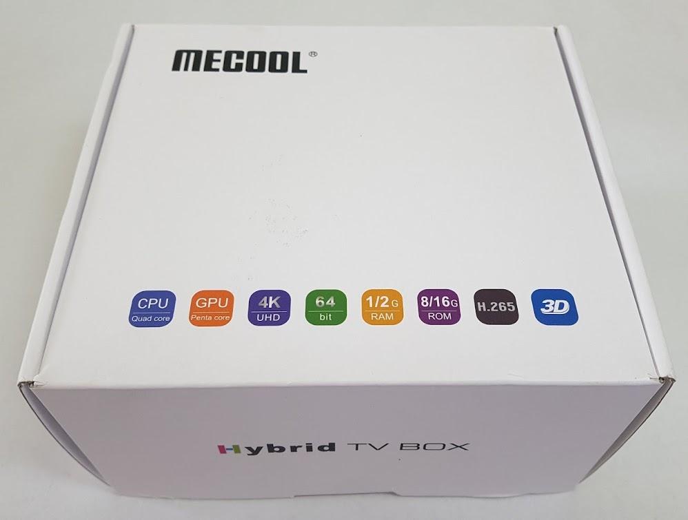 REVIEW] TV Box Mecool KII PRO - Amlogic s905D con doble sintonizador