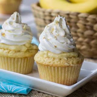 Banana Pudding Cupcakes.
