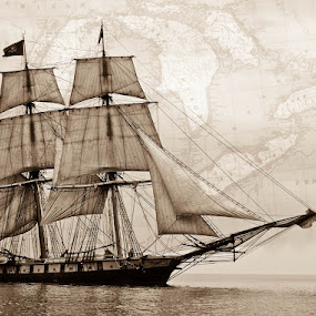 Discover Niagara by Tracy Riedel-Dorsch - Transportation Boats (  )