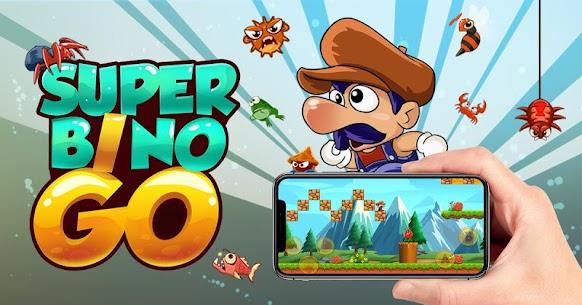 Super Bino Go – New Games 2019 3