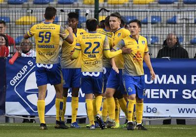 Union wint met 2-0 van KV Kortrijk
