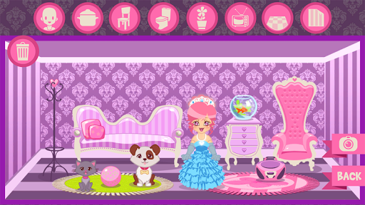 Princess Castle Room Makeover