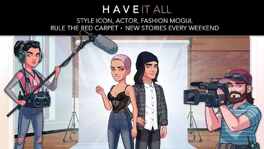 KIM KARDASHIAN: HOLLYWOOD Mod 9.9.1 Apk [Unlimited Cash/Stars/Energy] 5