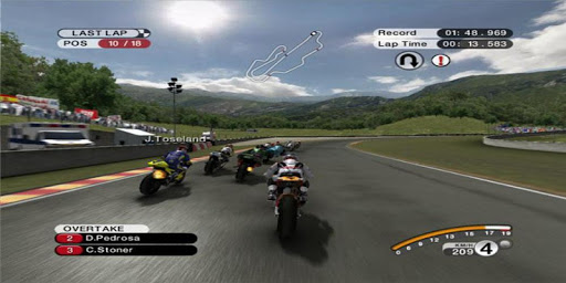 MotoGP Racer World Championship 1.0.6 screenshots 2